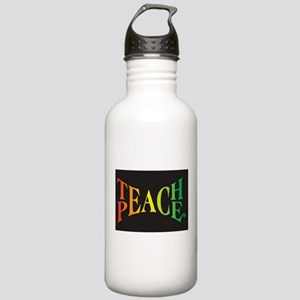 Teach Peace Stainless Water Bottle 1.0L