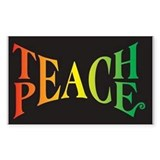 Peace Stickers & Flair