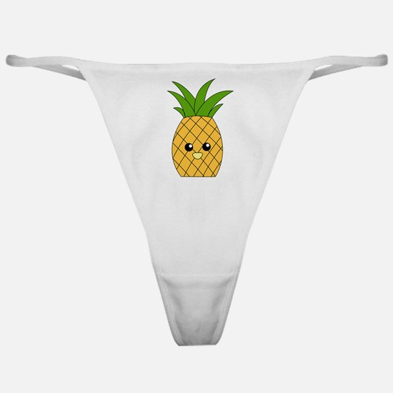 Pineapple Classic Thong