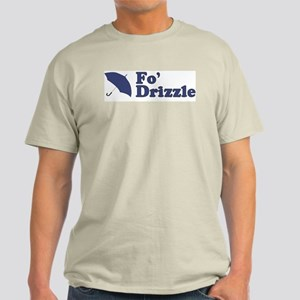 Fo Drizzle Ash Grey T-Shirt