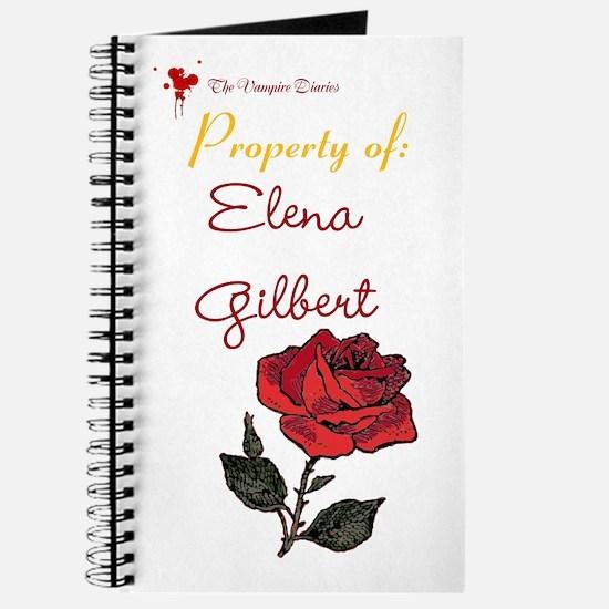 Elena Gilbert Custom Journal