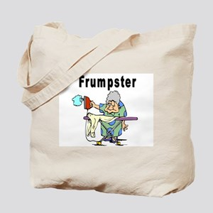Jewish Frumpster Tote Bag