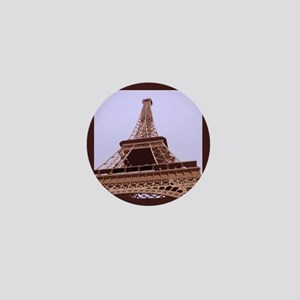 Eiffel No.1 Mini Button