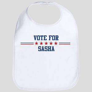 Vote for SASHA Bib