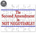 NOT NEGOTIABLE Puzzle