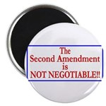NOT NEGOTIABLE Magnet