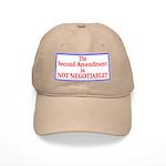 NOT NEGOTIABLE Cap