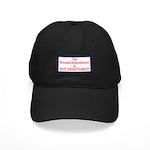 NOT NEGOTIABLE Black Cap