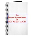 NOT NEGOTIABLE Journal