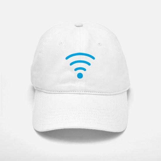 FREE Wireless Internet Baseball Baseball Cap