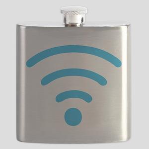 FREE Wireless Internet Flask