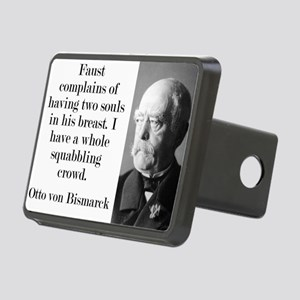 Faust Complains - Bismarck Hitch Cover