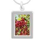Large Pin Chokecherries Summer 2020 Necklaces