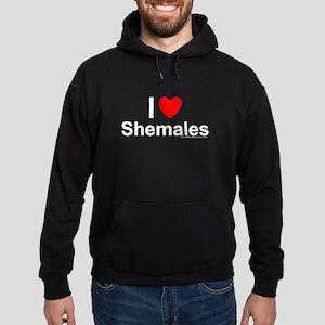 Shemales Hoodie (dark)