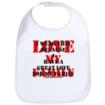 Great Love (Family) Bib