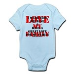 Great Love (Family) Infant Bodysuit