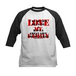 Great Love (Family) Kids Baseball Jersey