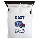 EMT We Are The Difference Queen Duvet