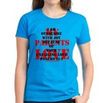 My Parents Women's Dark T-Shirt