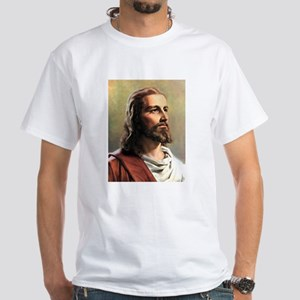 Jesus White T-Shirt