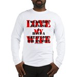 Great Love (Wife) Long Sleeve T-Shirt