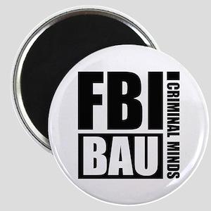 FBI BAU Criminal Minds Magnet