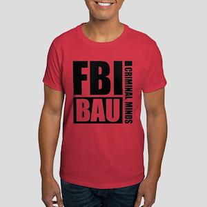 FBI BAU Criminal Minds Dark T-Shirt