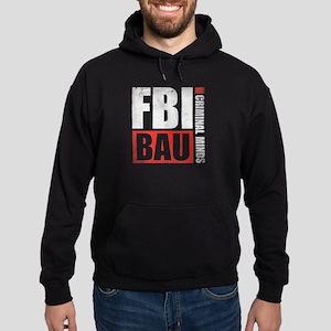 FBI BAU Criminal Minds Hoodie (dark)
