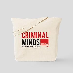 Criminal Minds Tote Bag