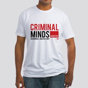 Criminal Minds Fitted T-Shirt
