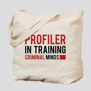 Profiler in Training Tote Bag