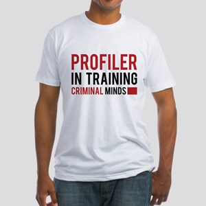 Profiler in Training Fitted T-Shirt