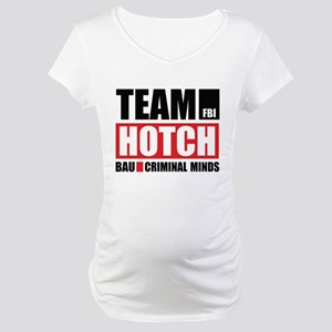 Team Hotch Maternity T-Shirt