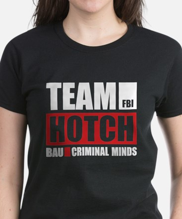 Team Hotch Women's Dark T-Shirt