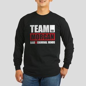 Team Morgan Long Sleeve Dark T-Shirt