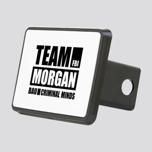 Team Morgan Rectangular Hitch Cover