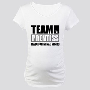 Team Prentiss Maternity T-Shirt