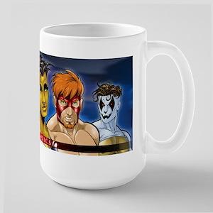 Class Comics Heroes - Large Mug