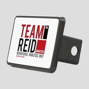 Team Reid Rectangular Hitch Cover