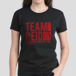 Team Reid Women's Dark T-Shirt