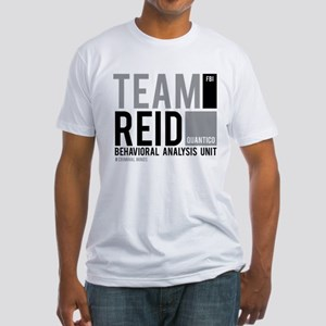 Team Reid Fitted T-Shirt