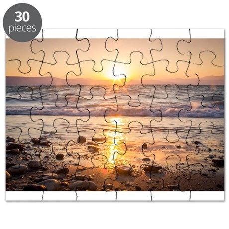 Sea of Galilee Puzzle