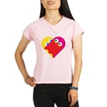 Ghost Heart Performance Dry T-Shirt