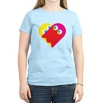 Ghost Heart Women's Light T-Shirt