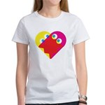 Ghost Heart Women's T-Shirt