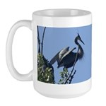 Crested Beauty Large Mug