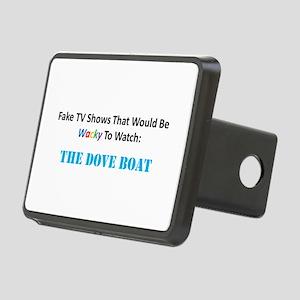 Fake TV Shows Series: THE DOVE BOAT Rectangular Hi