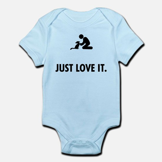 Fennec Fox Lover Infant Bodysuit