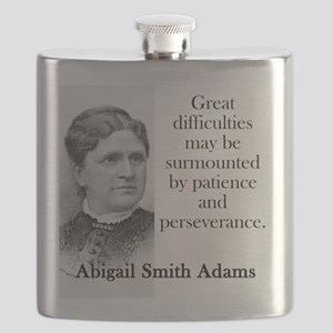 Great Difficulties May Be Surmounted - Abigail Ada