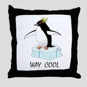Rockhopper Throw Pillow